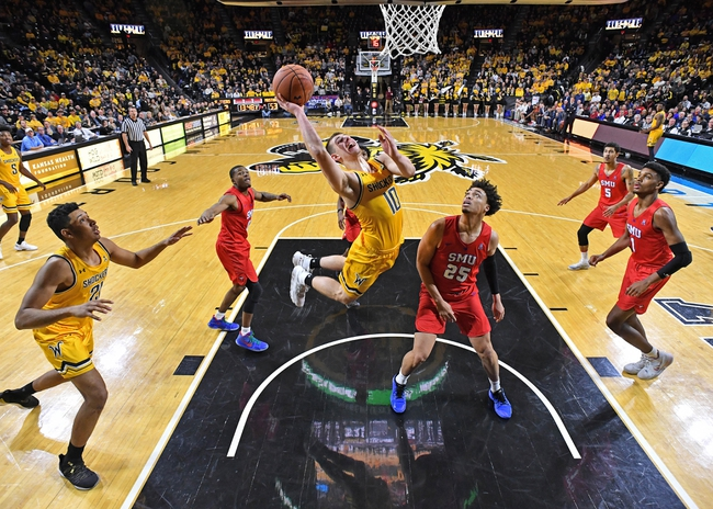 SMU vs. Wichita State - 3/1/20 College Basketball Pick, Odds, and Prediction