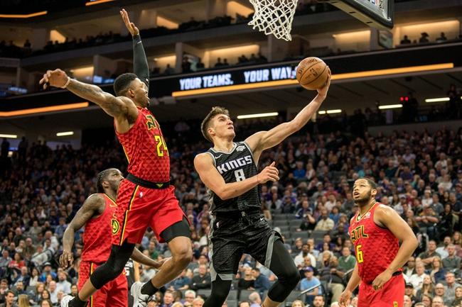 Atlanta Hawks vs. Sacramento Kings - 11/8/19 NBA Pick, Odds, and Prediction
