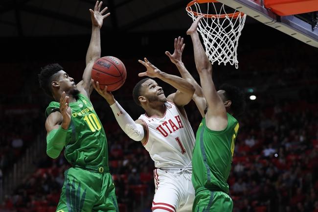 Oregon vs. Utah - 2/16/20 College Basketball Pick, Odds & Prediction