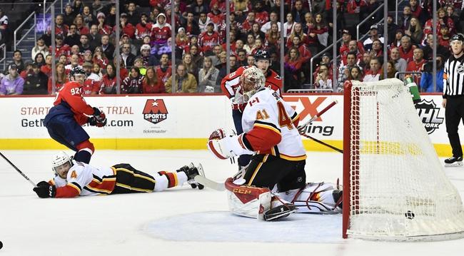 Calgary Flames vs. Washington Capitals - 10/22/19 NHL Pick, Odds, and Prediction
