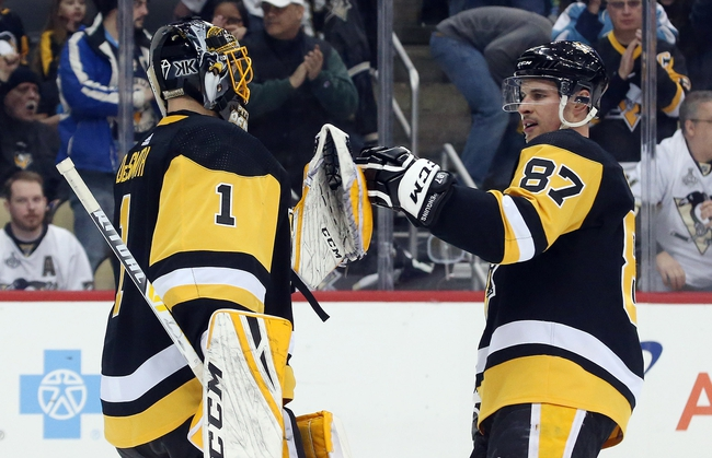 Pittsburgh Penguins vs. Ottawa Senators - 12/30/19 NHL Pick, Odds & Prediction