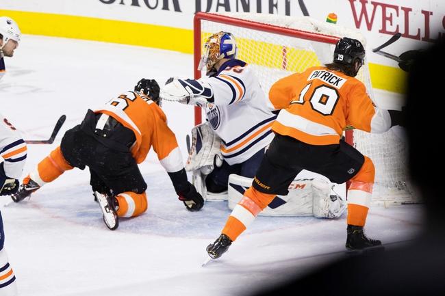Edmonton Oilers vs. Philadelphia Flyers - 10/16/19 NHL Pick, Odds, and Prediction