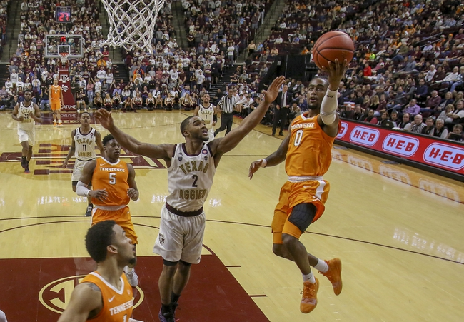 Tennessee vs. Texas A&M - 1/28/20 College Basketball Pick, Odds, and Prediction