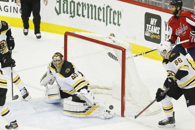 Boston Bruins vs. Washington Capitals - 11/16/19 NHL Pick, Odds, and Prediction