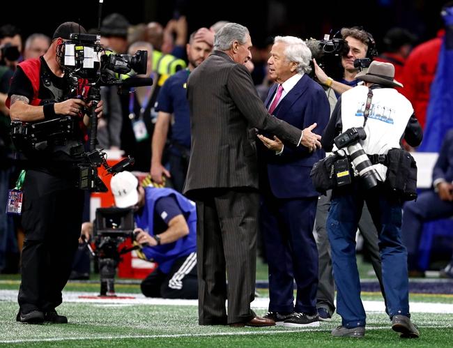New England Patriots vs. Atlanta Falcons - 4/29/20 Madden20 NFL Sim Pick, Odds, and Prediction