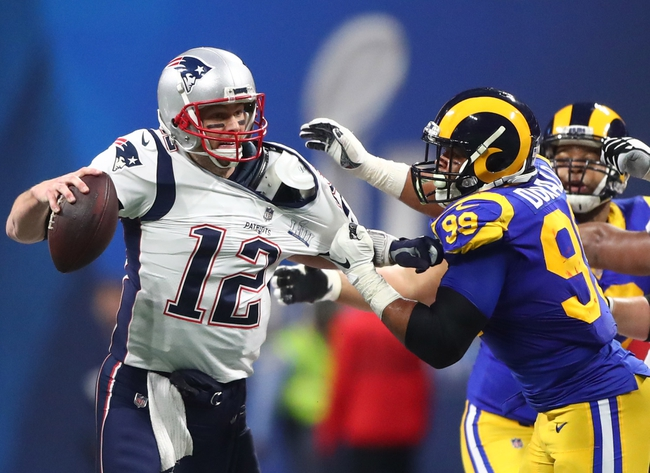 Los Angeles Rams vs. New England Patriots - 5/20/20 Madden20 NFL Sim Pick, Odds, and Prediction