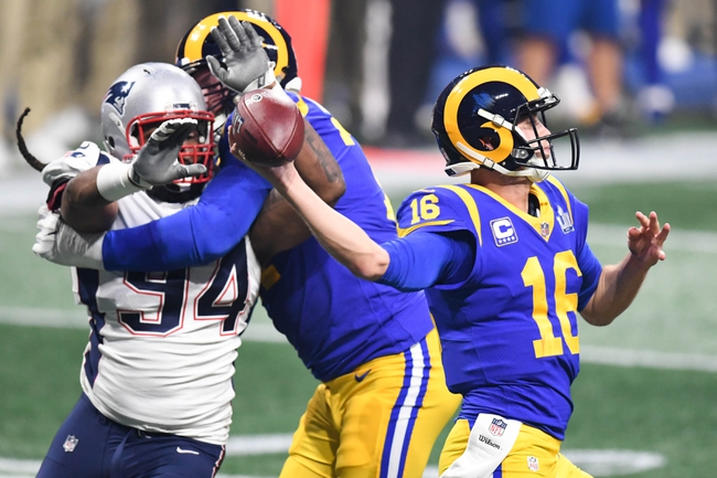 TNF: Los Angeles Rams vs New England Patriots 12/10/20 NFL Picks, Odds, Predictions