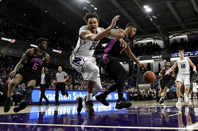 Penn State vs. Northwestern - 2/15/20 College Basketball Pick, Odds & Prediction
