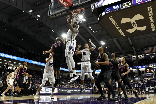 Penn State vs. Northwestern - 2/15/20 College Basketball Pick, Odds, and Prediction