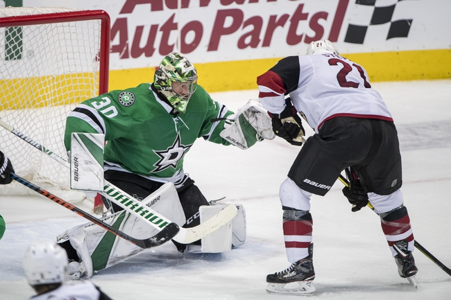 Arizona Coyotes vs. Dallas Stars - 12/29/19 NHL Pick, Odds & Prediction