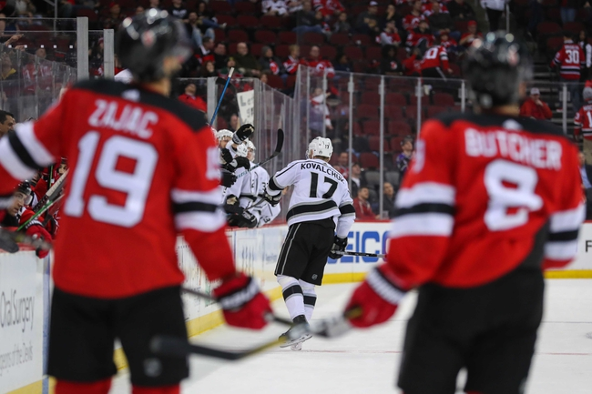 Los Angeles Kings vs. New Jersey Devils - 2/29/20 NHL Pick, Odds, and Prediction
