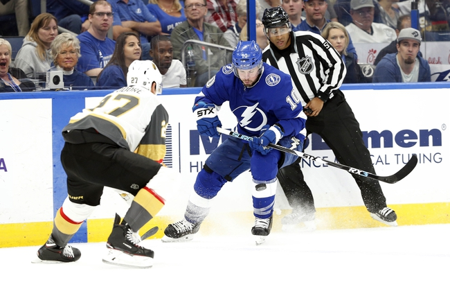 Tampa Bay Lightning vs. Vegas Golden Knights - 2/4/20 NHL Pick, Odds, and Prediction