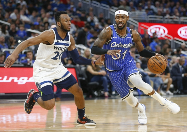 Orlando Magic vs. Minnesota Timberwolves - 2/28/20 NBA Pick, Odds, and Prediction