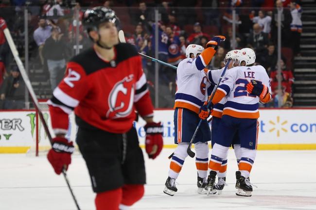New York Islanders vs. New Jersey Devils - 1/2/20 NHL Pick, Odds, and Prediction