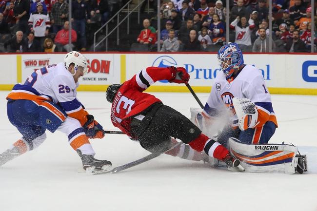 New York Islanders vs. New Jersey Devils - 1/2/20 NHL Pick, Odds & Prediction
