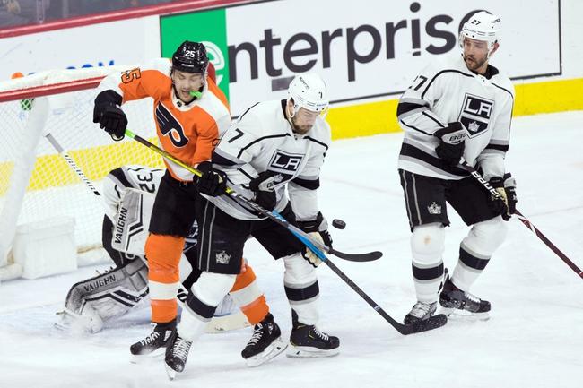 Los Angeles Kings vs. Philadelphia Flyers - 12/31/19 NHL Pick, Odds & Prediction