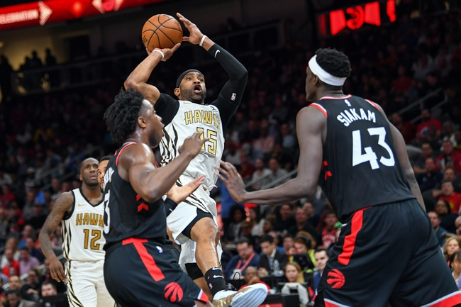 Atlanta Hawks vs. Toronto Raptors - 11/23/19 NBA Pick, Odds, and Prediction