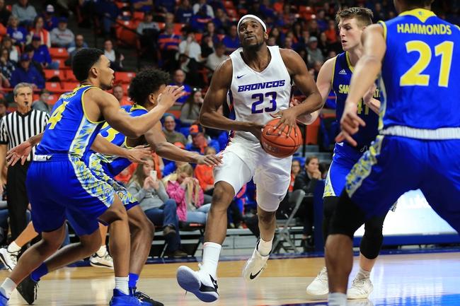San Jose State vs. Boise State - 2/19/20 College Basketball Pick, Odds & Prediction
