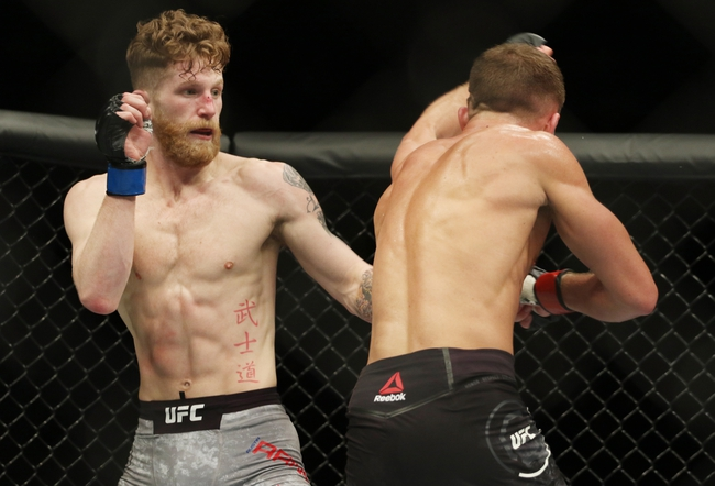 UFC 253: Ľudovít Klein vs. Shane Young - Pick, Odds, and Prediction