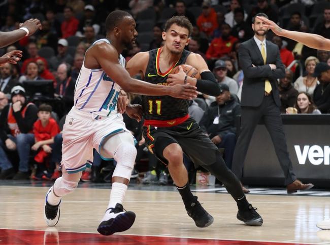 Charlotte Hornets vs. Atlanta Hawks - 12/8/19 NBA Pick, Odds, and Prediction