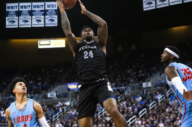 Nevada vs. New Mexico - 1/25/20 College Basketball Pick, Odds, and Prediction