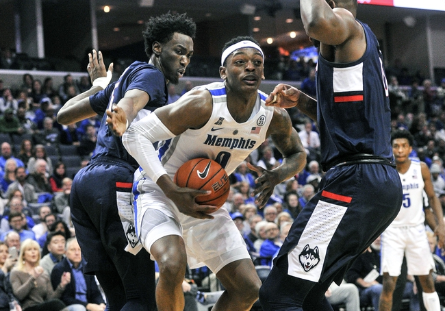Memphis vs. UConn - 2/1/20 College Basketball Pick, Odds, and Prediction