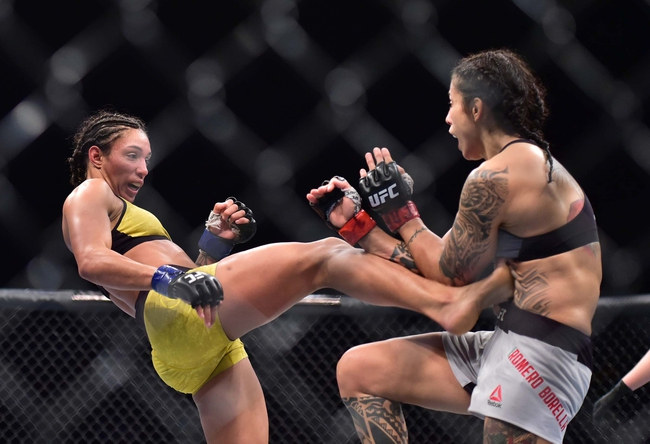 UFC Vegas 16: Montana de La Rosa vs. Taila Santos Picks and Predictions