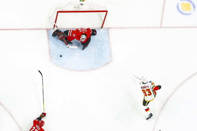Carolina Hurricanes vs. Calgary Flames - 10/29/19 NHL Pick, Odds, and Prediction