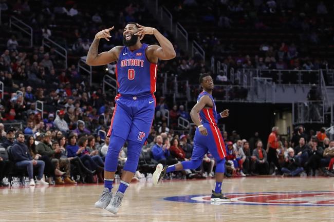 Washington Wizards vs. Detroit Pistons - 11/4/19 NBA Pick, Odds, and Prediction