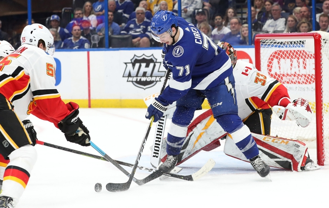 Tampa Bay Lightning vs. Calgary Flames - 2/29/20 NHL Pick, Odds, and Prediction
