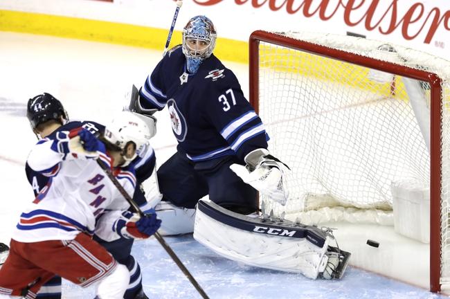 New York Rangers vs. Winnipeg Jets - 10/3/19 NHL Pick, Odds, and Prediction