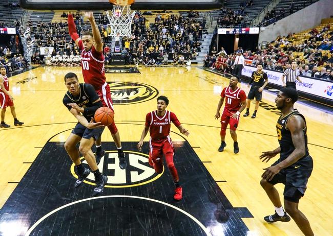 Missouri vs. Arkansas - 2/8/20 College Basketball Pick, Odds, and Prediction