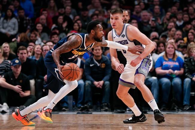 Sacramento Kings vs. Denver Nuggets - 10/28/19 NBA Pick, Odds, and Prediction