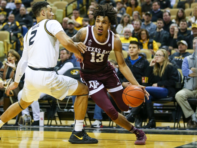 Missouri vs. Texas A&M - 1/21/20 College Basketball Pick, Odds, and Prediction