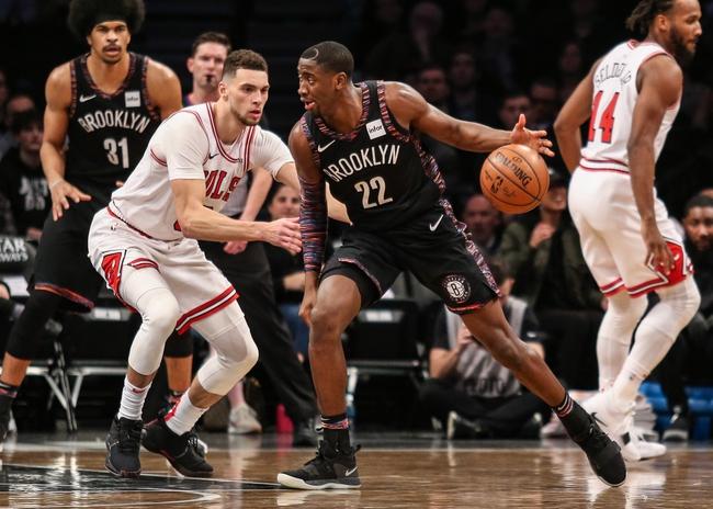 Chicago Bulls vs. Brooklyn Nets - 11/16/19 NBA Pick, Odds, and Prediction