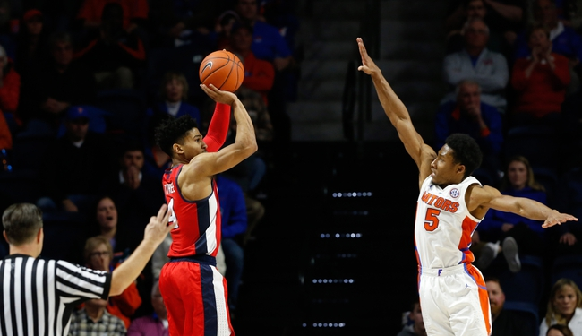 Florida vs. Ole Miss - 1/14/20 College Basketball Pick, Odds, and Prediction