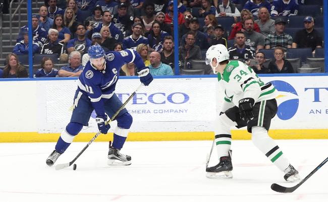 Tampa Bay Lightning vs. Dallas Stars - 12/19/19 NHL Pick, Odds, and Prediction