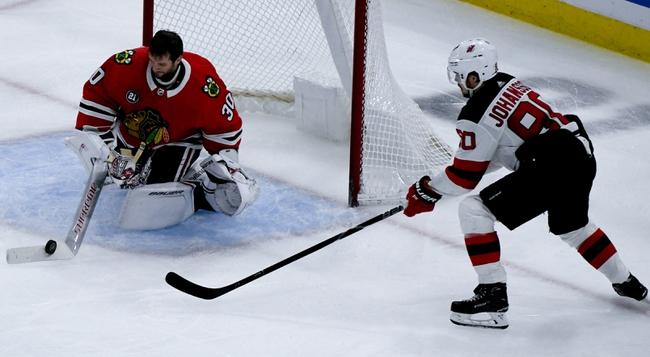 New Jersey Devils vs. Chicago Blackhawks - 12/6/19 NHL Pick, Odds, and Prediction