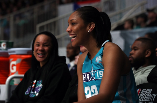 Las Vegas Aces vs. Los Angeles Sparks - 8/31/19 WNBA Pick, Odds, and Prediction