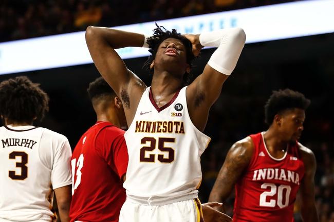 Minnesota vs. Indiana - 2/19/20 College Basketball Pick, Odds, and Prediction