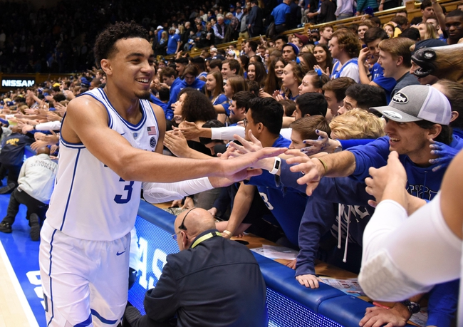 North Carolina State vs. Duke - 2/19/20 College Basketball Pick, Odds, and Prediction