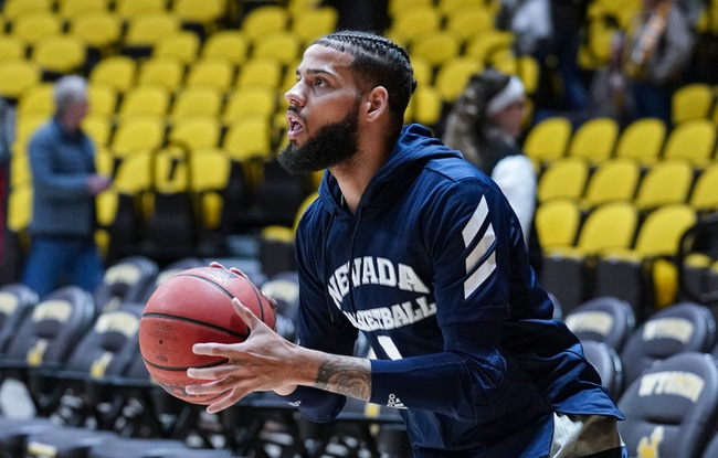 Nevada vs. Wyoming - 1/14/20 College Basketball Pick, Odds, and Prediction