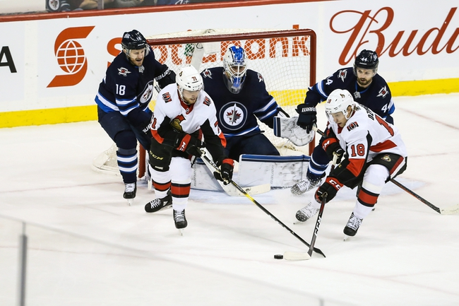 Winnipeg Jets vs. Ottawa Senators - 2/8/20 NHL Pick, Odds, and Prediction