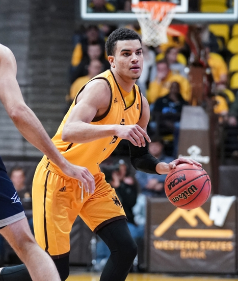 Wyoming Cowboys vs. Detroit Mercy Titans - 11/19/19 College Basketball Pick, Odds, and Prediction
