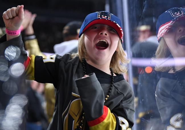 Vegas Golden Knights vs. Nashville Predators - 10/15/19 NHL Pick, Odds, and Prediction