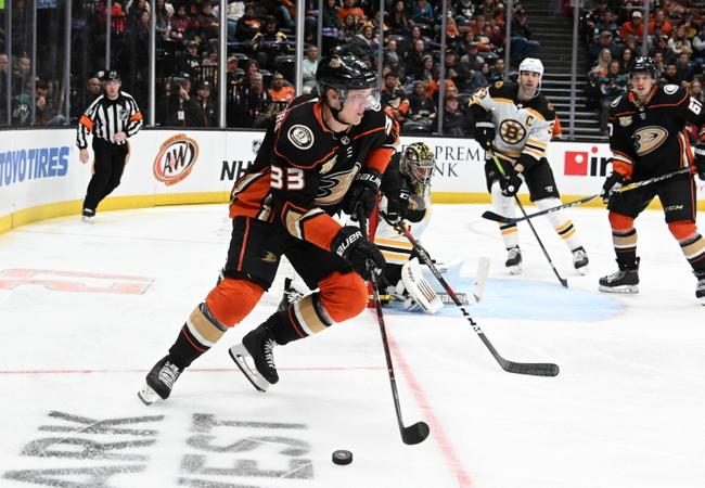 Boston Bruins vs. Anaheim Ducks - 10/14/19 NHL Pick, Odds, and Prediction