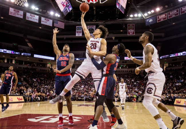 Ole Miss vs. South Carolina - 2/5/20 College Basketball Pick, Odds, and Prediction