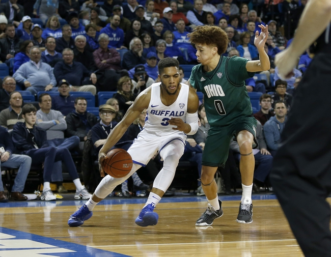 Buffalo vs. Ohio - 1/14/20 College Basketball Pick, Odds, and Prediction