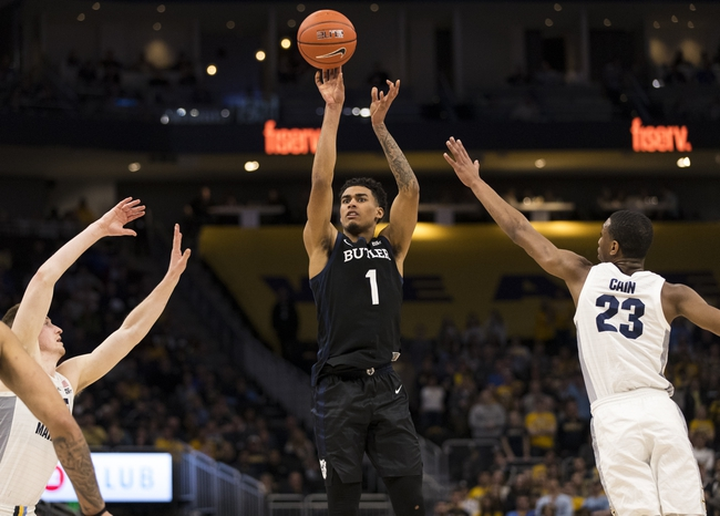 Butler vs. Marquette - 1/24/20 College Basketball Pick, Odds, and Prediction