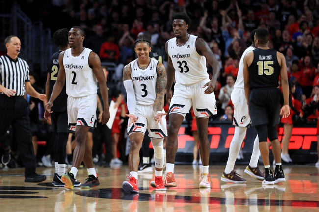 Cincinnati vs. Central Florida - 2/19/20 College Basketball Pick, Odds & Prediction
